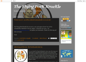 theflyingporkknuckle.blogspot.com
