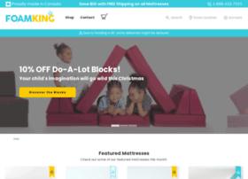 thefoamking.com