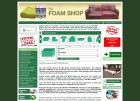 thefoamshop.co.uk