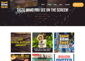 thefoodfilmfestival.com