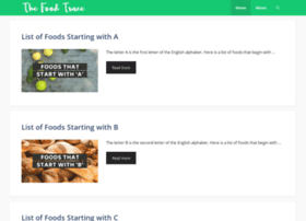thefoodtrace.com