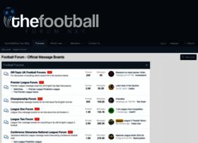 thefootballforum.net