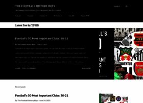 thefootballhistoryboys.com