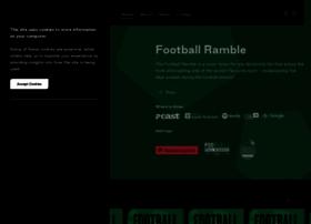 thefootballramble.com