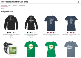 thefootballramble.spreadshirt.co.uk