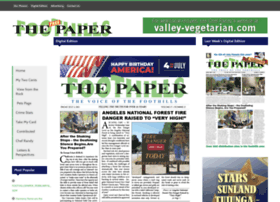 thefoothillspaper.com