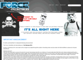 theforce-collectibles.com
