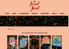 theforestfeast.com