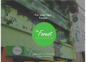 theforesthostel.com