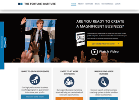 thefortuneinstitute.com