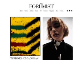theforumist.com