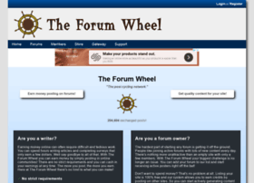 theforumwheel.com