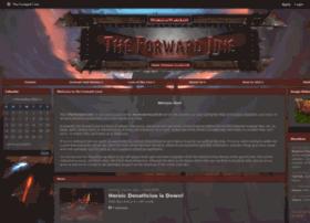 theforwardline.shivtr.com