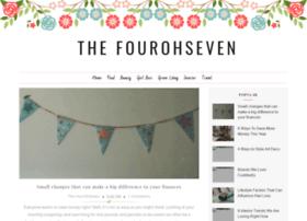 thefourohseven.com