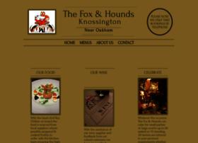 thefoxandhounds-knossington.co.uk