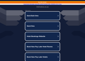 thefoxbox.co.za