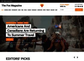 thefoxmagazine.com