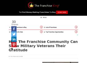 thefranchiseblog4vets.com