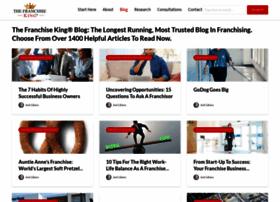 thefranchisekingblog.com