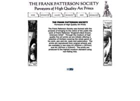 thefrankpattersonsociety.co.uk
