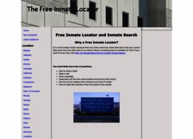 thefreeinmatelocator.com