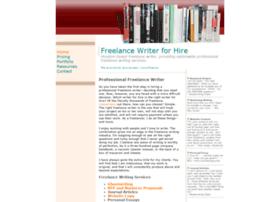 thefreelancewriter.com