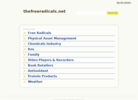 thefreeradicals.net
