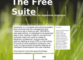 thefreesuite.com