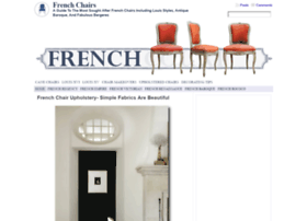 thefrenchchair.com
