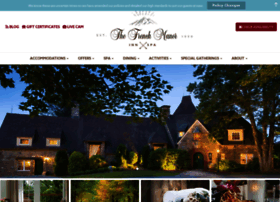 thefrenchmanor.com