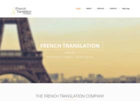 thefrenchtranslationcompany.com