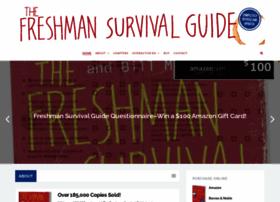 thefreshmansurvivalguide.com