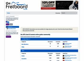 thefretboard.co.uk