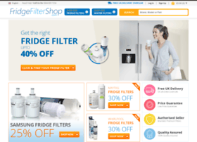 thefridgefiltershop.com