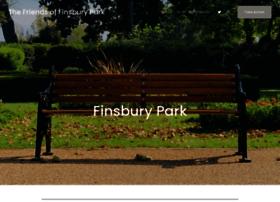 thefriendsoffinsburypark.org.uk