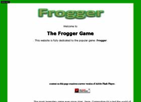 thefroggergame.com