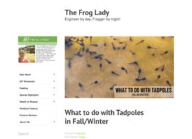 thefroglady.wordpress.com