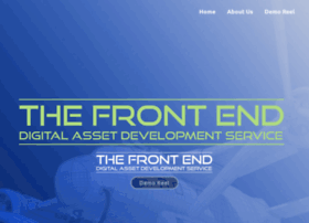 thefrontend.net