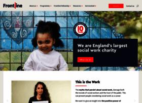 thefrontline.org.uk