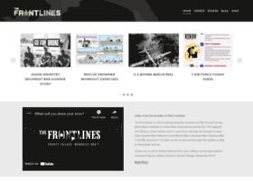 thefrontlines.com
