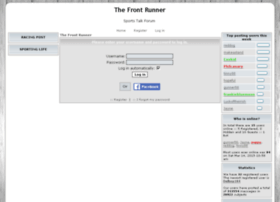 thefrontrunner.pro-forum.co.uk