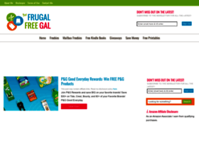 thefrugalfreegal.com