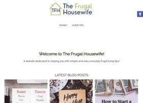 thefrugalhousewife.com