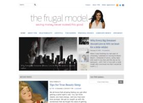 thefrugalmodel.com