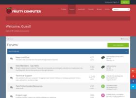 thefruitycomputer.com