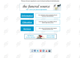 thefuneralsource.org