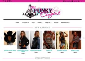 thefunkycowgirl.com