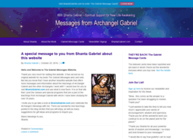 thegabrielmessages.com