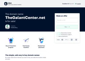 thegalantcenter.net