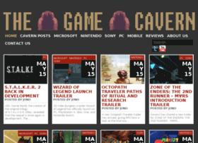 thegamecavern.com